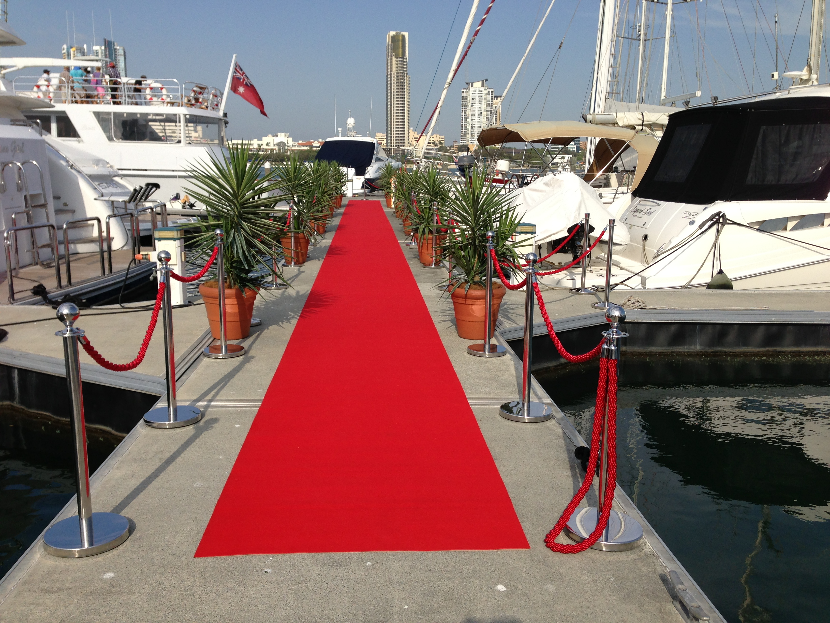 How to attend a red carpet event in Los Angeles  The